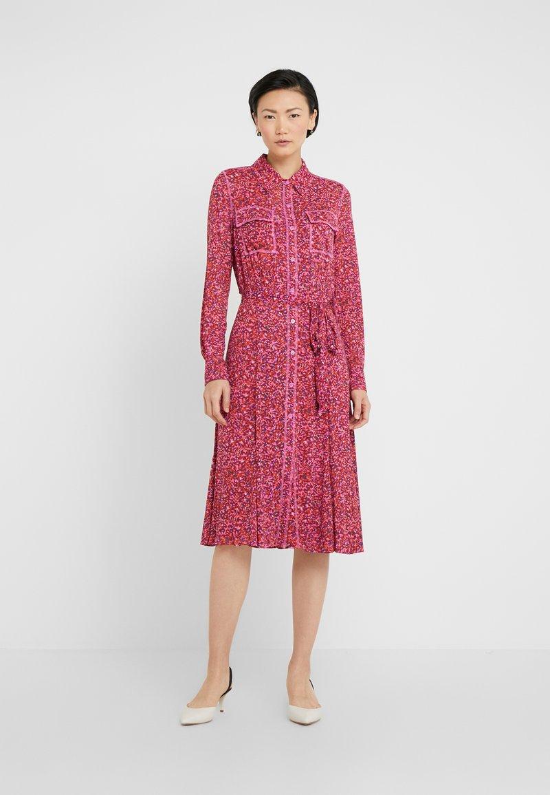 Diane von Furstenberg - ANTONETTE - Korte jurk - scribble garden acai