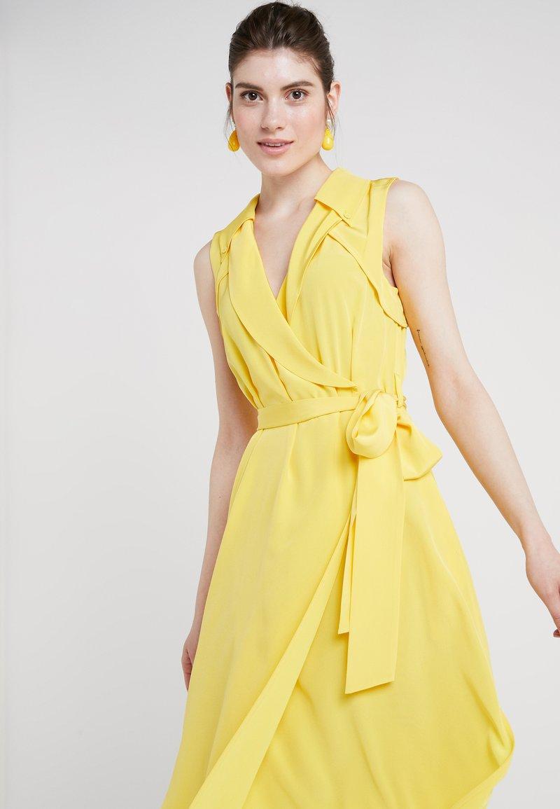 Diane von Furstenberg - AUGUSTA - Day dress - goldenrod