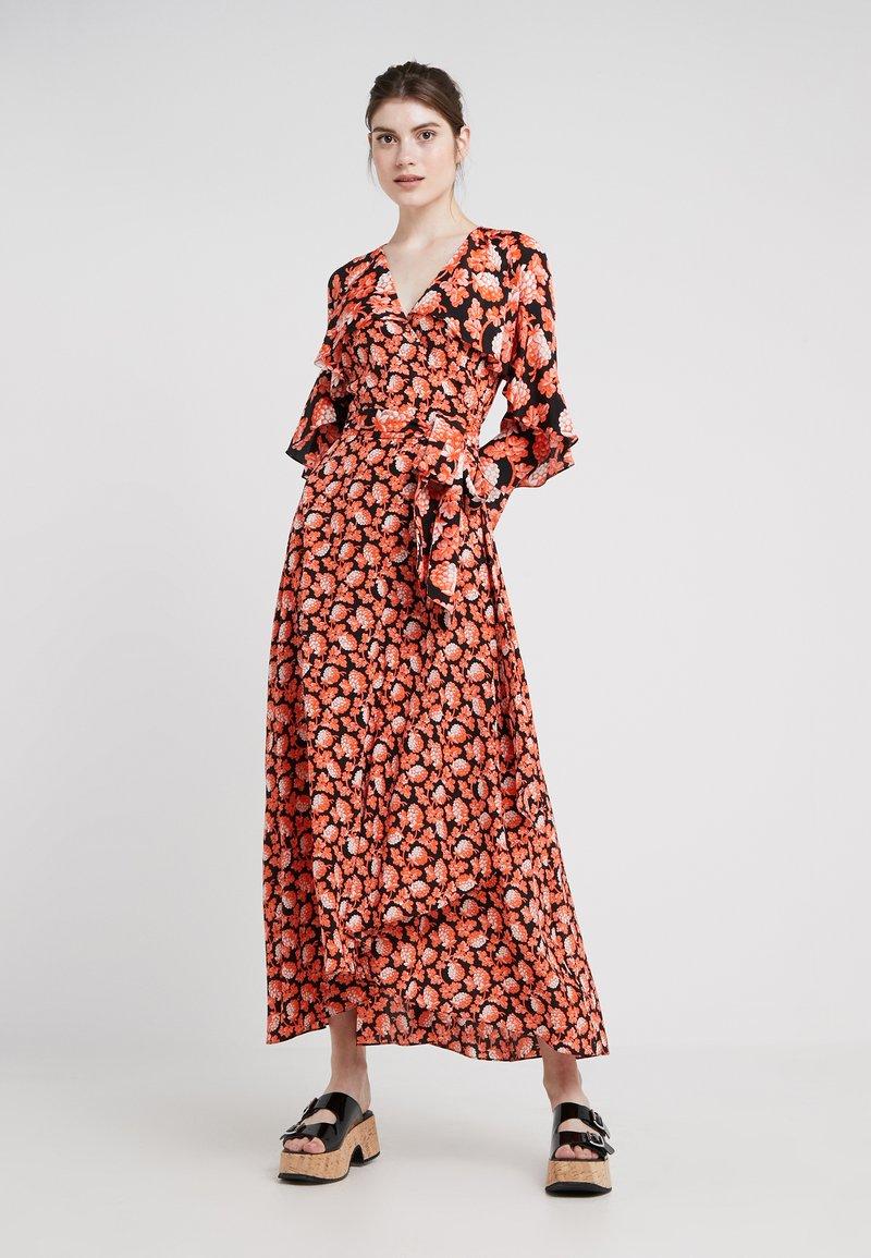 Diane von Furstenberg - ALICE - Maxi dress - berries