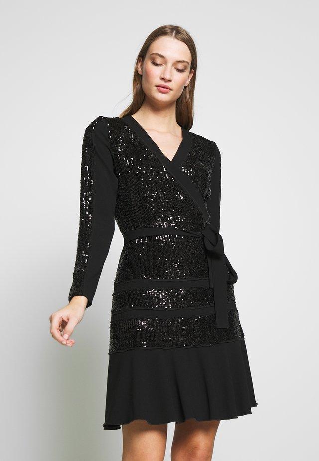 MARA - Vestido de cóctel - black