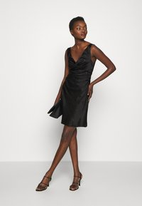 Diane von Furstenberg - ZORA - Cocktail dress / Party dress - black - 1