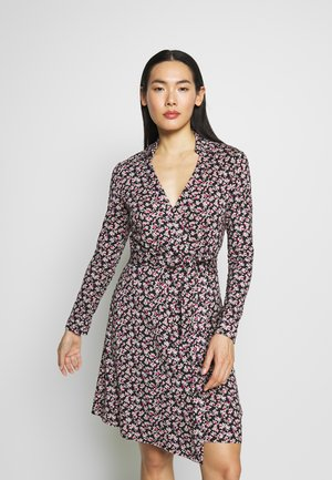 JEANNIE - Day dress - vine/black