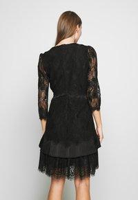 Diane von Furstenberg - ADRINA - Vestito elegante - black - 2
