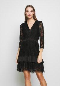 Diane von Furstenberg - ADRINA - Vestito elegante - black - 0