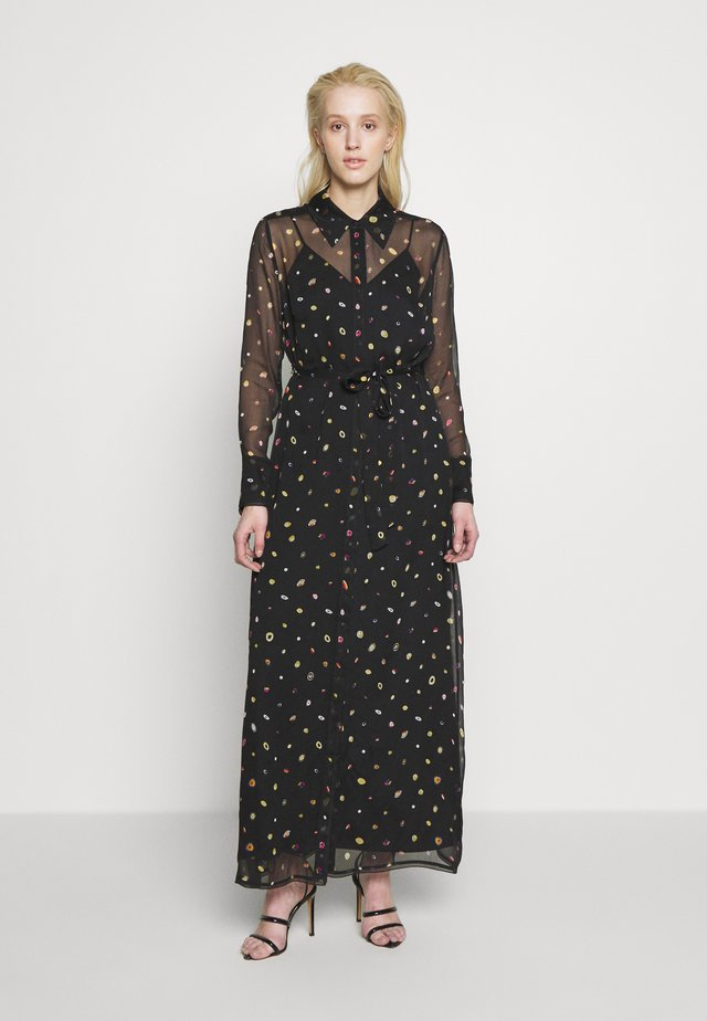 JEAN MICHEL - Maxi dress - polka dot agate
