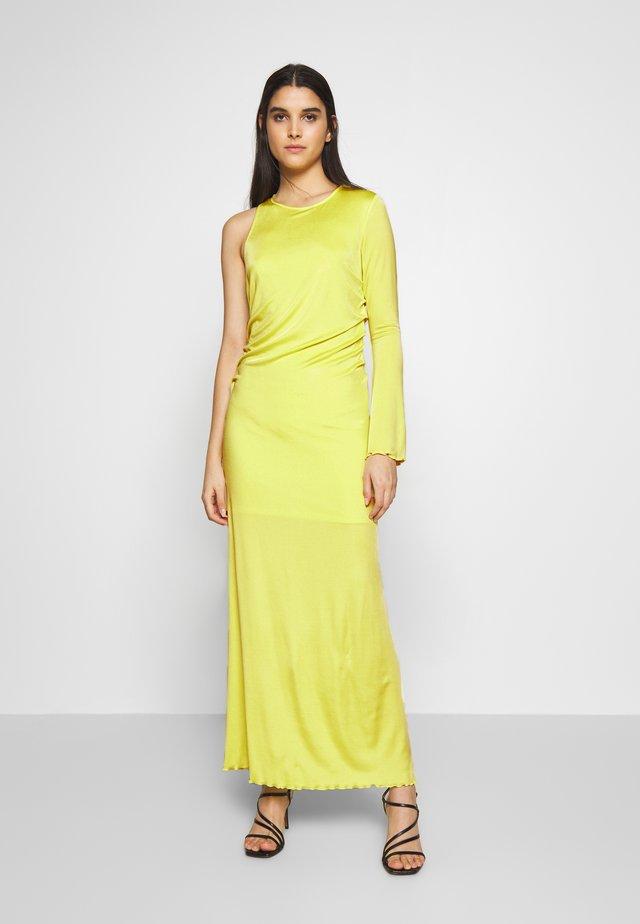 KYLIE - Vestido largo - citrine