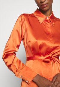 Diane von Furstenberg - ZELLO - Shirt dress - burnt orange - 6