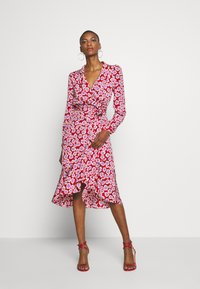 Diane von Furstenberg - CARLA TWO - Korte jurk - daisies poinsettia - 0