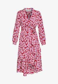 Diane von Furstenberg - CARLA TWO - Korte jurk - daisies poinsettia - 5