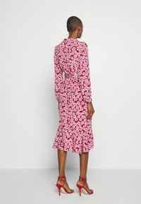 Diane von Furstenberg - CARLA TWO - Korte jurk - daisies poinsettia - 2