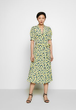 EXCLUSIVE DRESS - Blousejurk - daisies canteen