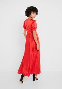 Diane von Furstenberg - AVIANNA DRESS - Společenské šaty - red - 2