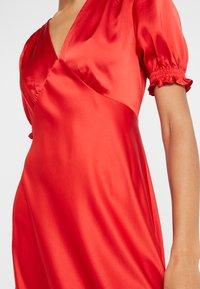 Diane von Furstenberg - AVIANNA DRESS - Společenské šaty - red - 6