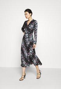 Diane von Furstenberg - TILLY - Day dress - lilac/black - 1