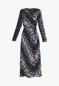 Diane von Furstenberg - TILLY - Day dress - lilac/black - 4