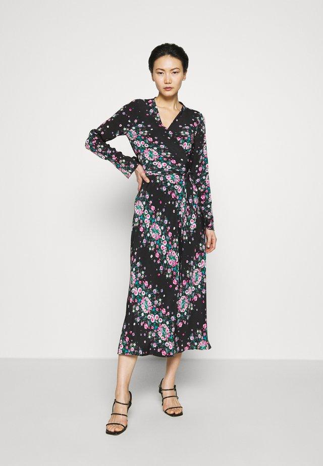 TILLY - Denní šaty - lilac/black