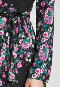 Diane von Furstenberg - TILLY - Day dress - lilac/black - 5