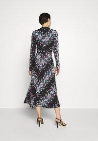 Diane von Furstenberg - TILLY - Day dress - lilac/black - 2
