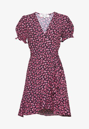 EMILIA - Day dress - vines petal