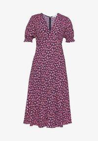 Diane von Furstenberg - IDRIS - Denní šaty - vines petal - 4