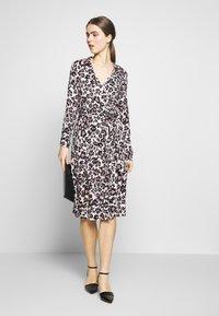 Diane von Furstenberg - Jersey dress - eggshell - 1