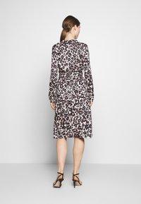 Diane von Furstenberg - Jersey dress - eggshell - 2