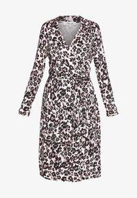 Diane von Furstenberg - Jersey dress - eggshell - 4