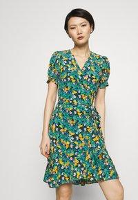 Diane von Furstenberg - EMILIA - Day dress - green - 0