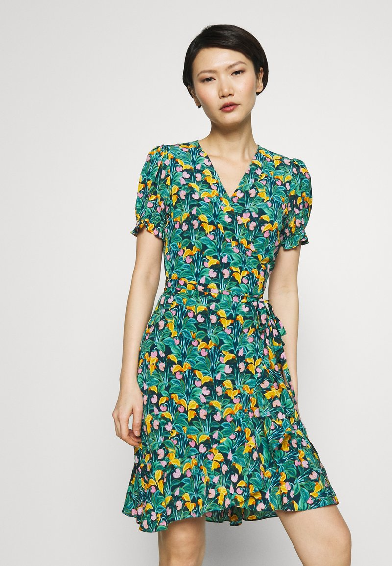 Diane von Furstenberg - EMILIA - Day dress - green