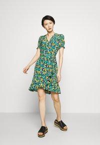 Diane von Furstenberg - EMILIA - Day dress - green - 1