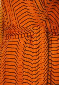 Diane von Furstenberg - MERCY - Vestito lungo - orange - 2