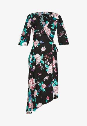 AUDRINA - Day dress - lilac/black