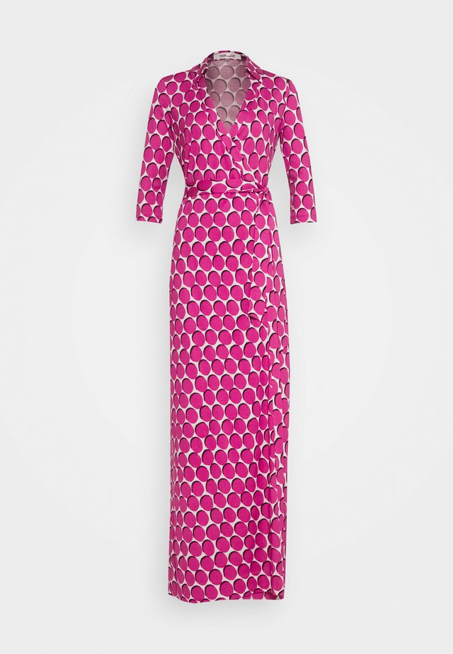 ABIGAIL - Vestido largo - pink