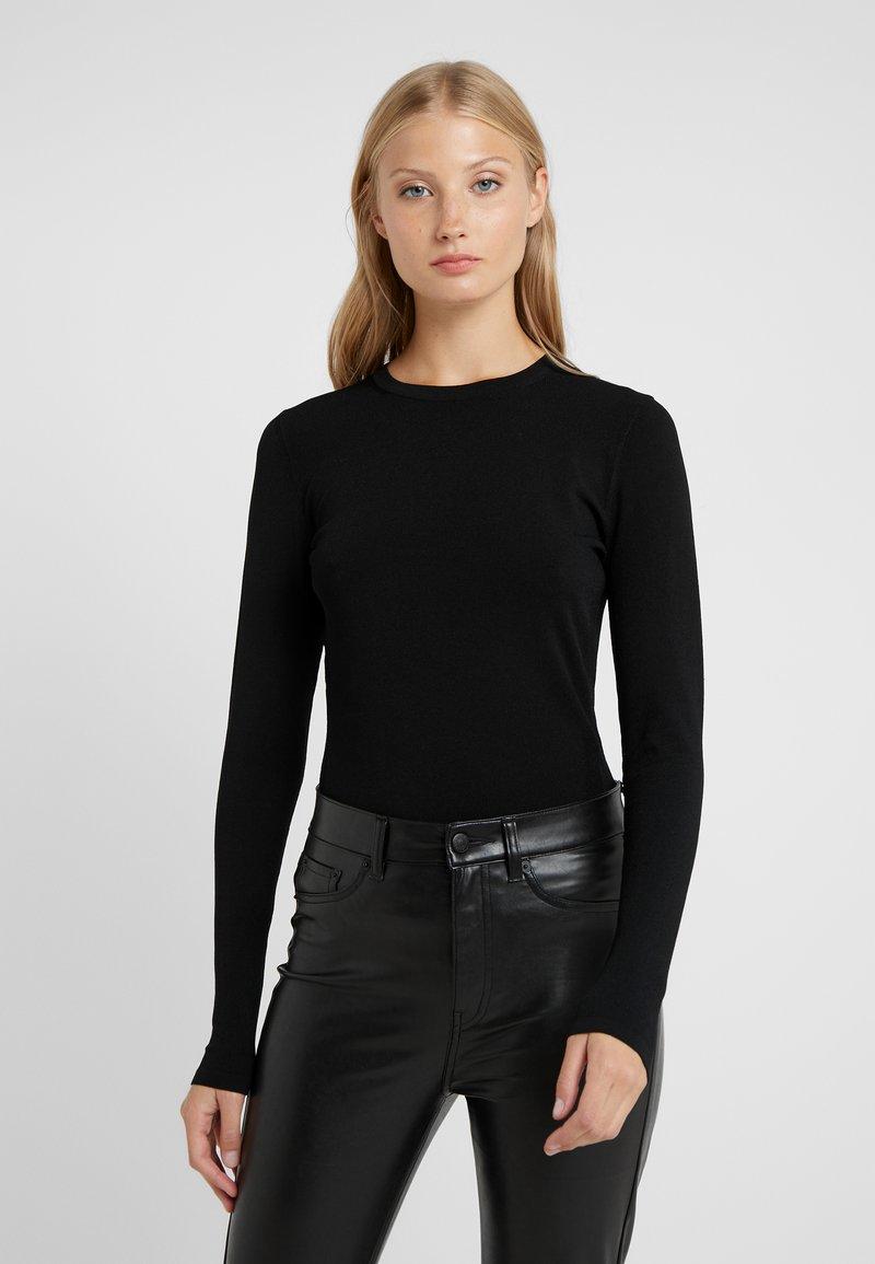 Diane von Furstenberg - JESS - Strickpullover - black