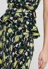Diane von Furstenberg - PEONA - Bluse - lemons/black