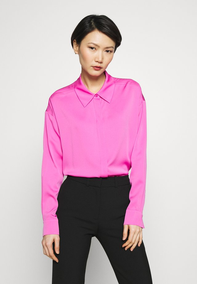 LEANNA - Button-down blouse - mallow