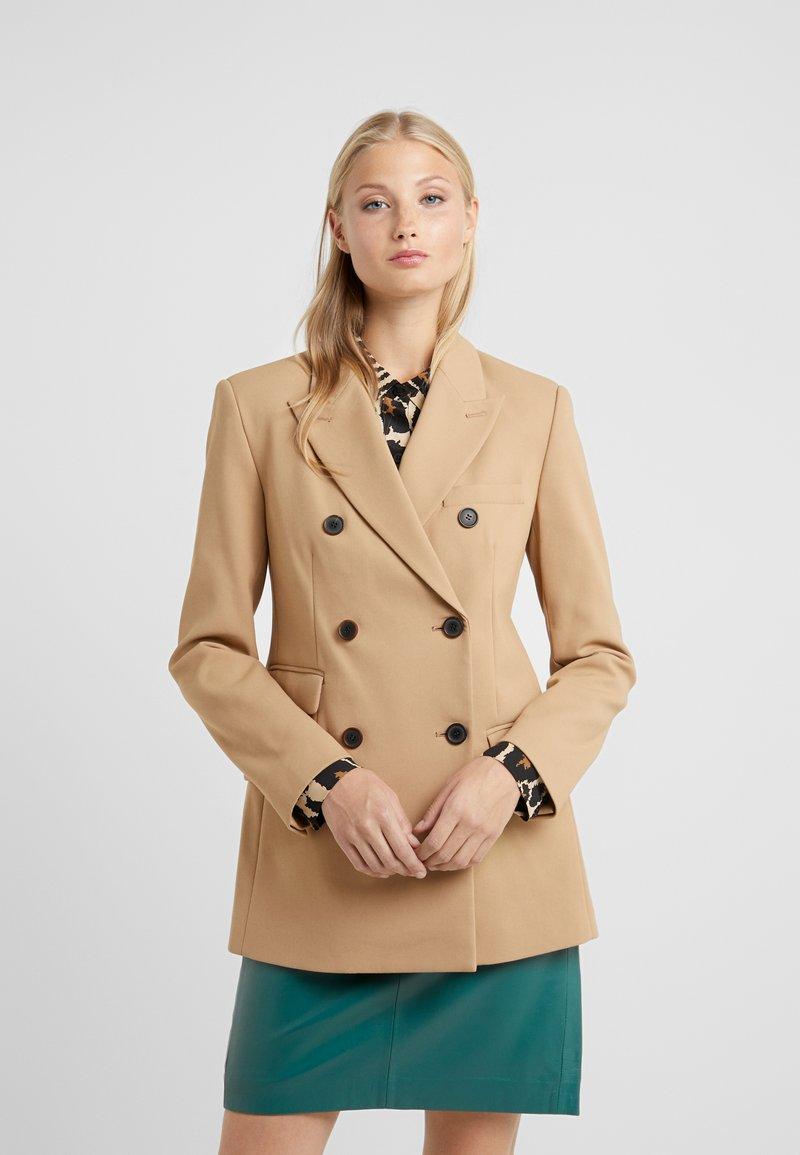 Diane von Furstenberg - Summer jacket - camel