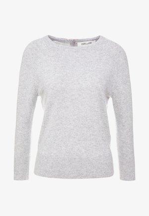 Maglione - heather grey
