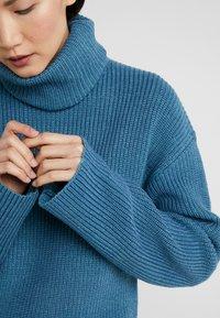 Diane von Furstenberg - EMMANUELLE - Trui - bisman blue / spruce - 4