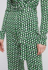 Diane von Furstenberg - ABIGAIL - Jumpsuit - vintage trellis lawn - 5