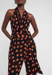 Diane von Furstenberg - PIERRE - Jumpsuit - black - 5