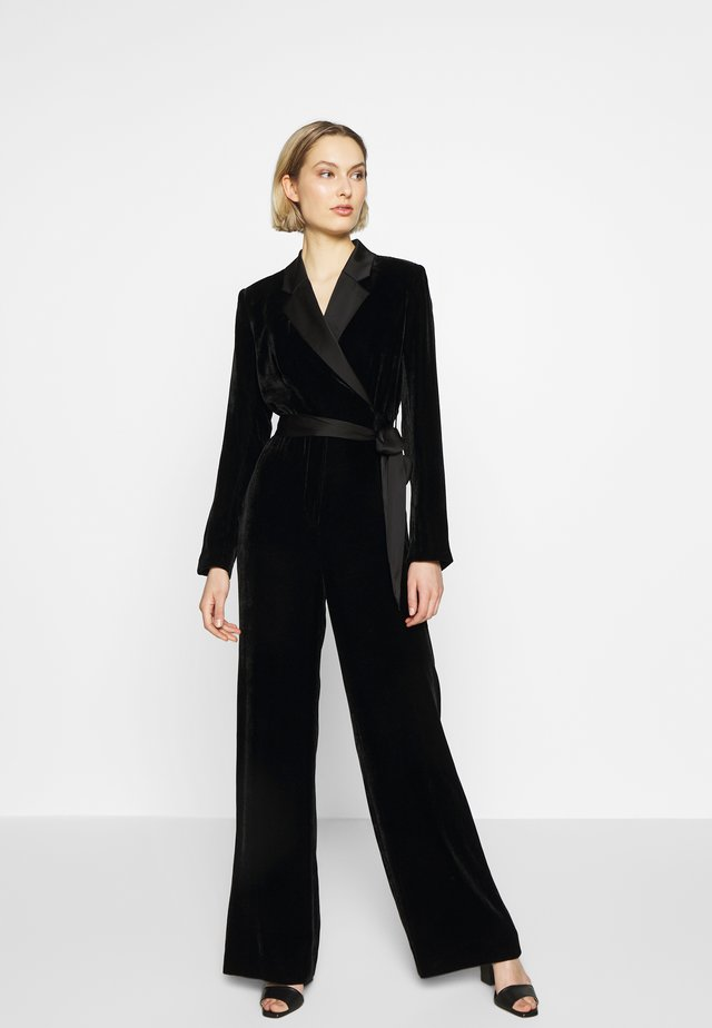 MONICA - Overall / Jumpsuit - black