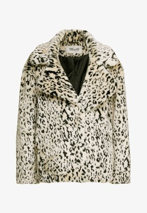 JORDAN - Lehká bunda - black/ivory
