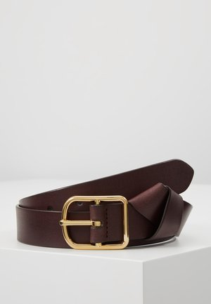 KNOT BELT - Midjeskärp - brown