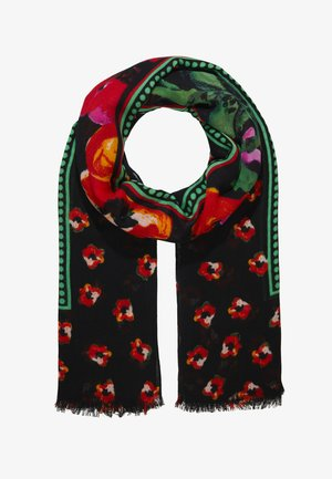 WATERCOLOR FLORAL SCARF - Sjaal - multi-coloured