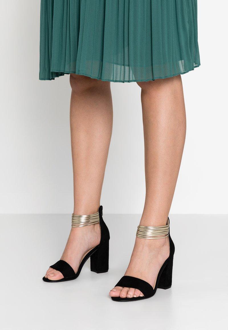 Divine Factory - High heeled sandals - black