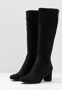 Divine Factory - Høje støvler/ Støvler - noir - 4
