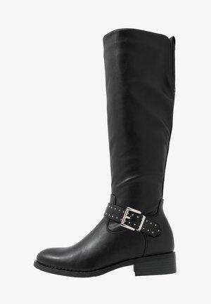 Klassiska stövlar - noir