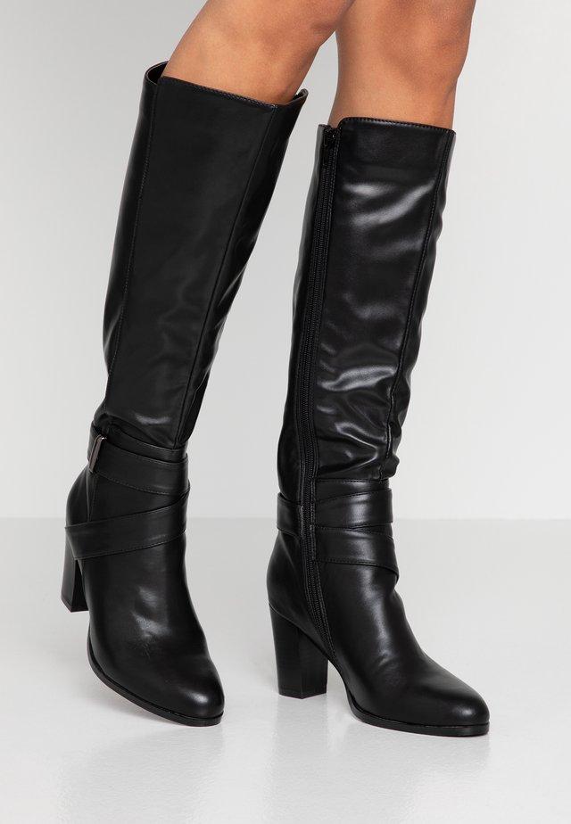 Vysoká obuv - noir