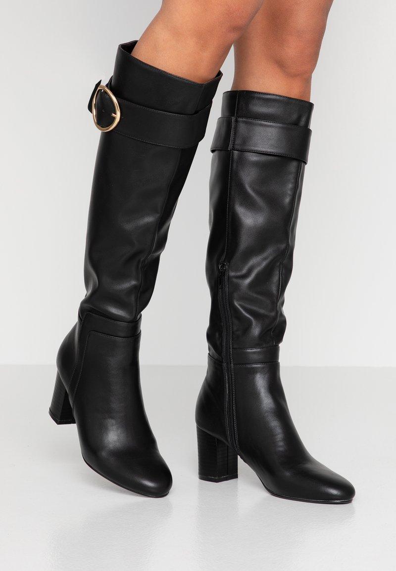 Divine Factory - Vysoká obuv - noir
